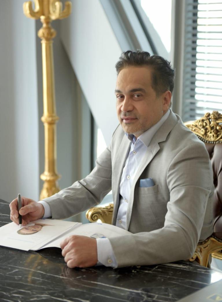 Prof. h. c. (SYR) Dr. med Ziyad Al Chiriki - Klinik für kosmetische Chirurgie-Leipzig